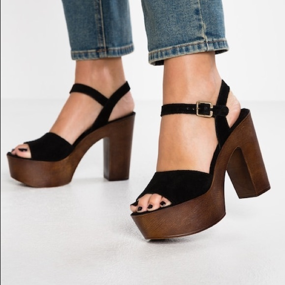 2e6d12df35ef Steve Madden Lulla Black Suede. M 5c5ca38c035cf106c3c1e96e. Other Shoes ...